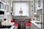 Идеи вашего дома: Размер не имеет значения: что делать, если досталась маленькая кухня