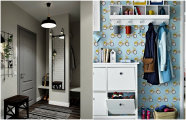 Идеи вашего дома: 14 современных идей оформления маленькой прихожей в хрущевке