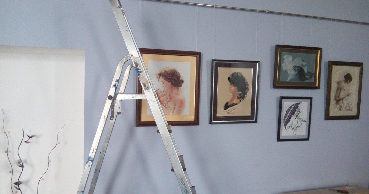 отношение как вешать картинки на стену бывают случаи