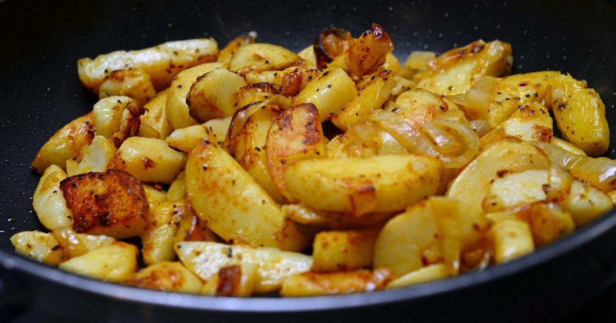 Почему нельзя есть жареную картошку