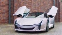 Автомобили: Древесный автопром: в Японии представили автомобиль из целлюлозного нановолокна