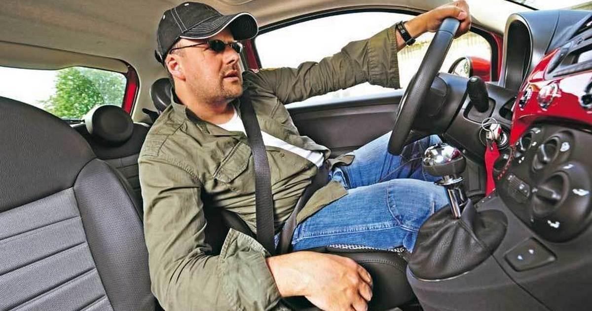 Как правильно настроить кресло водителя?