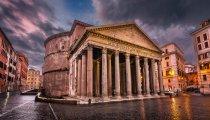 Архитектура: Римский Пантеон: неразгаданные тайны древнего архитектурного шедевра