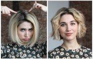 Лайфхак: Как скрыть отросшие корни, если визит к парикмахеру откладывается