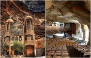 Архитектура: Пещерный храм Св. Симеона  христианская жемчужина Каира с занимательной историей