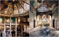 Архитектура: Заброшенные архитектурные шедевры Ливана глазами британского фотографа