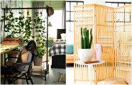 идеи стильных идей зонирования квартиры помощи перегородок