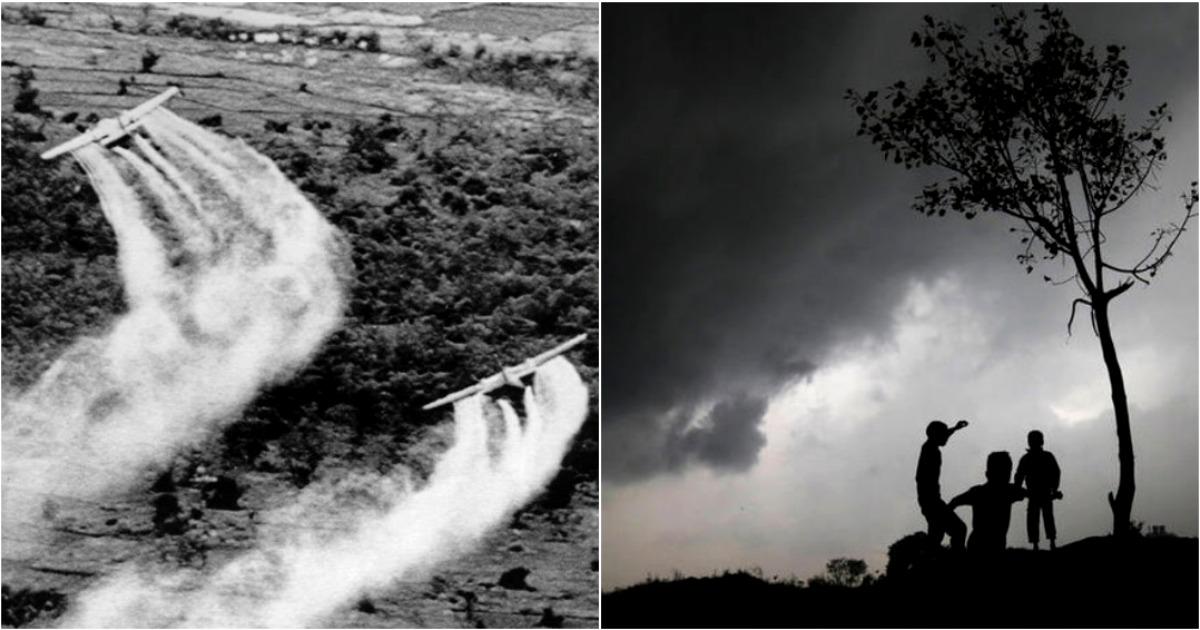 Общество: Боевые осадки, или Как американцы во Вьетнаме климатическое оружие испытывали