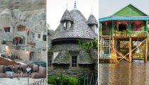 Архитектура: 3 надежных способа строительства домов, которые прошли проверку тысячелетиями