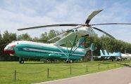 Автомобили: Ми-12  отечественный вертолет, который до сих пор считается самым большим в мире