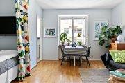 Идеи вашего дома: Скандинавский минимализм, или Как в Стокгольме живут в малогабаритках площадью 24 кв. м.