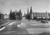 Архитектура: Как прятали Кремль и другие значимые постройки Москвы во время Второй мировой войны