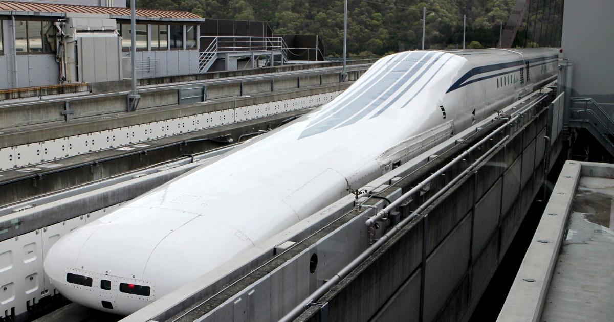 Автомобили: Полет над рельсами: российский изобретатель разработал левитирующий поезд