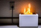 Общество: Электричество ошибок не прощает: причины возгорания из-за неисправной проводки